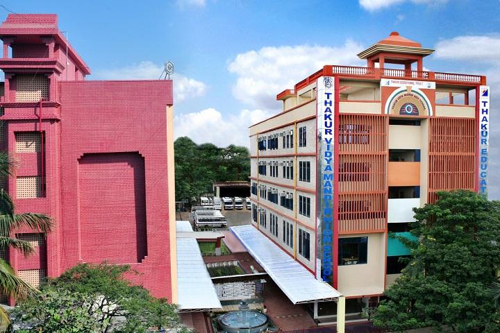 Thakur Vidya Mandir High School and Junior College-Campus