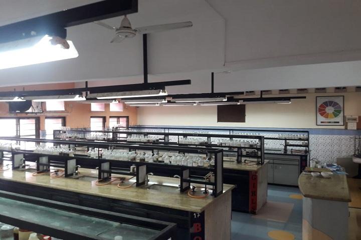 Thakur Vidya Mandir High School and Junior College-Chemistry-Lab