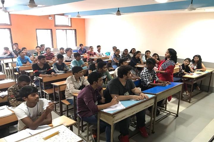 Thakur Vidya Mandir High School and Junior College-Classroom