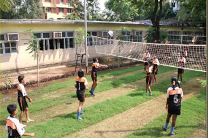 Thakur Vidya Mandir High School and Junior College-Ground