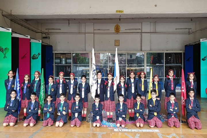 Thakur Vidya Mandir High School and Junior College-Sports Meet