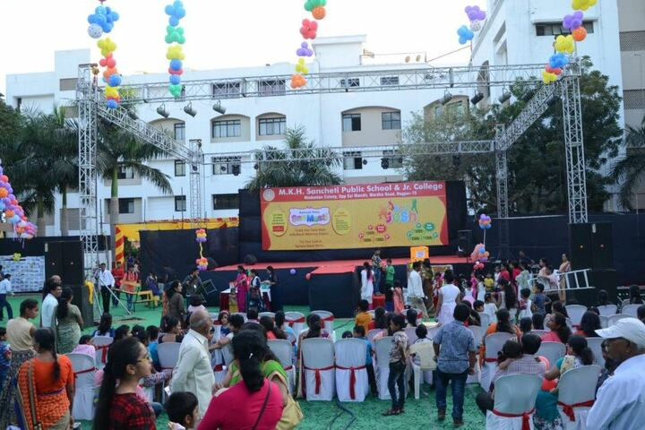 M K H Sancheti Public School & Junior College-Event