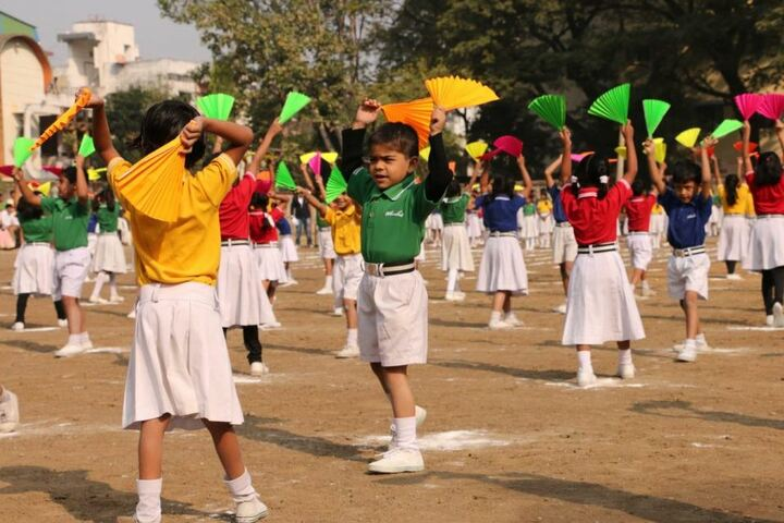 M K H Sancheti Public School & Junior College-Sports Day