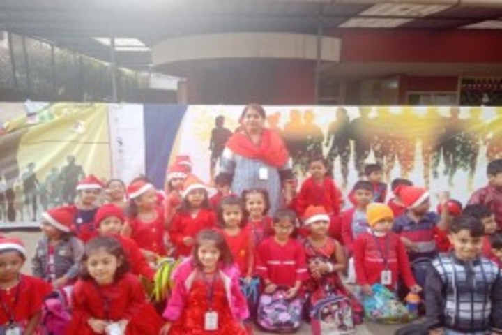 Golden Horizon School-Christmas Celebrations