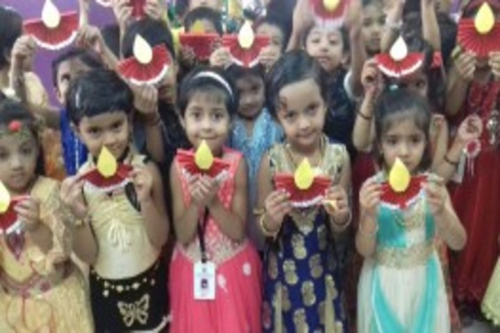 Golden Horizon School-Diwali Celebrations