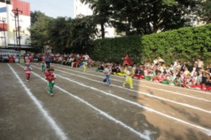 Golden Horizon School-Sports Day