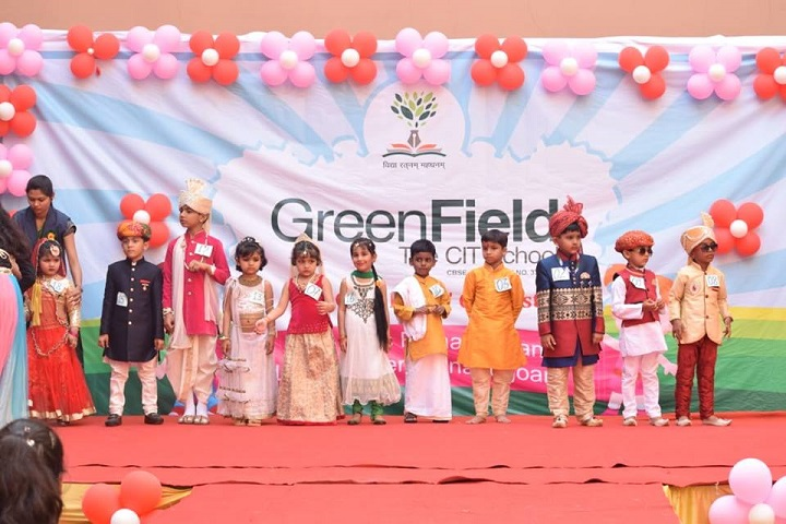 Greenfield The CIT School-Fancy Dress Competition