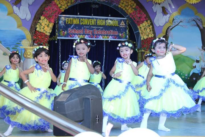 Fatima Convent School-Annual Day