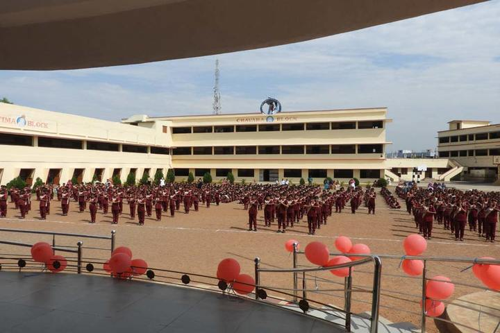 Fatima Convent School-Assembly