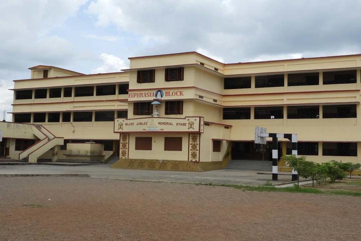 Fatima Convent School-Campus