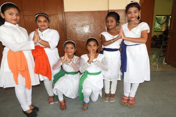 Fatima Convent School-Independance Day