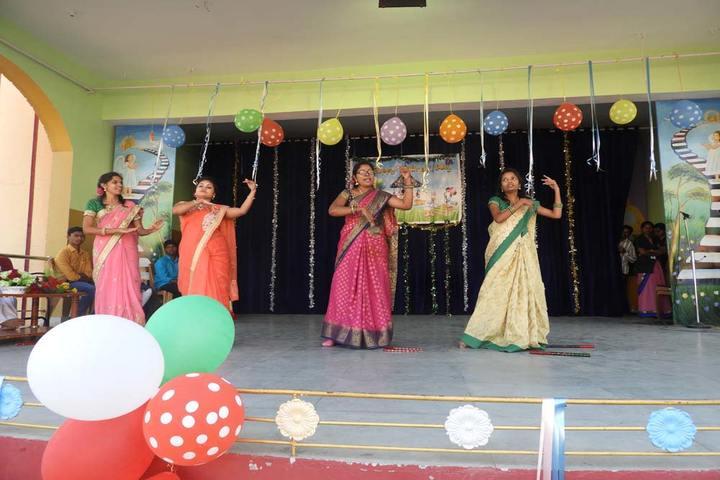 Fatima Convent School-Teachers Day