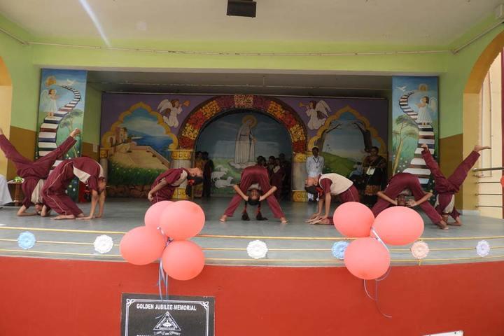 Fatima Convent School-Yoga