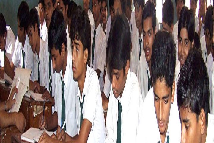Gyan Bharati Vidyapith-Classroom