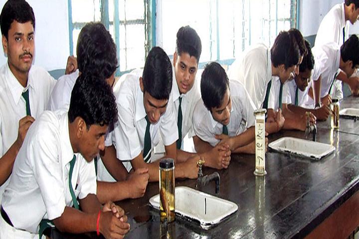 Gyan Bharati Vidyapith-Lab