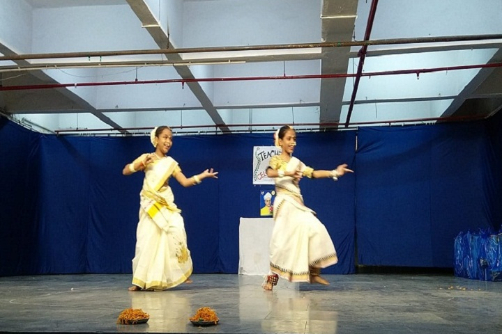 Sujatha High School-Dance