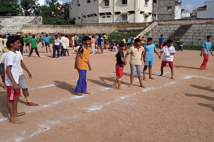 Sujatha High School-Games