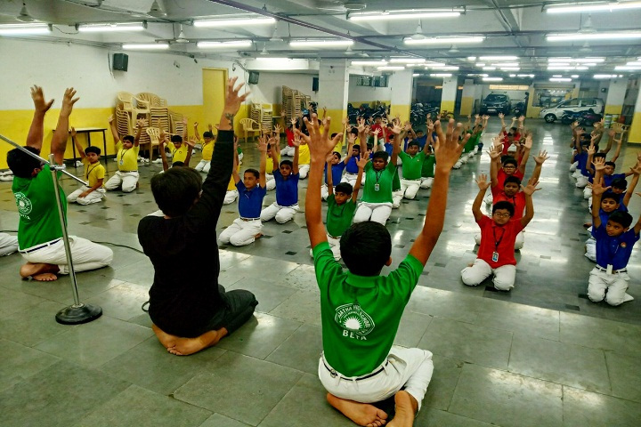 Sujatha High School-Yoga