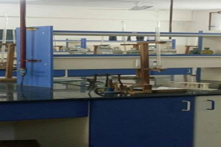 Vidyodaya School-Chemistry Lab