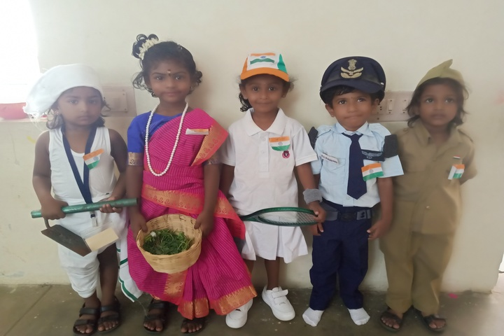 Vidyodaya School-Fancy Dress