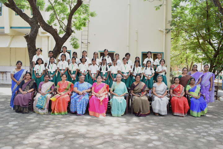Vidyodaya School-Group Photo