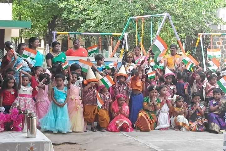 Vidyodaya School-Independence Day Celebration