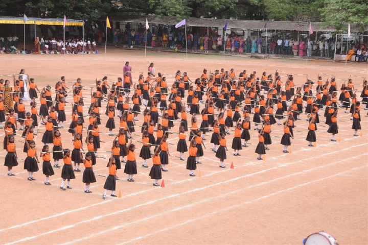 Vidyodaya School-Play Ground