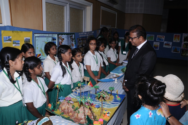 Vidyodaya School-Science Fare