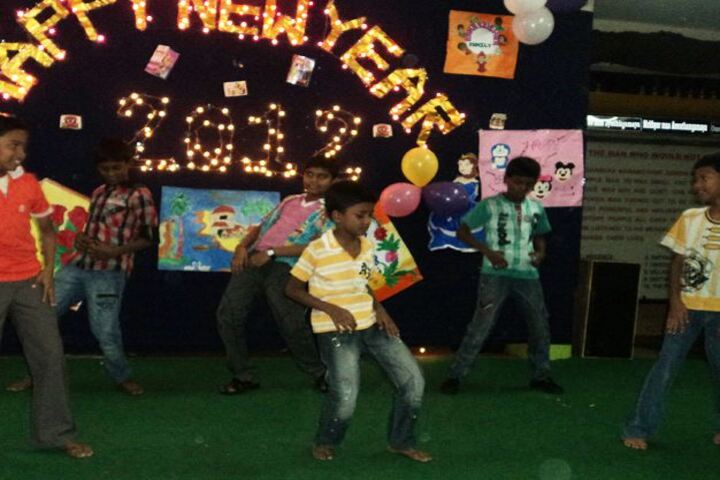 Ramakrishna School-Dance Competition