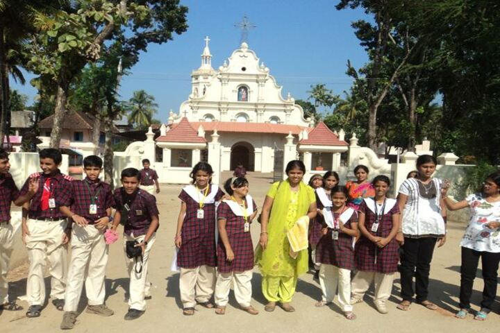 Ramakrishna School-Educational Tour