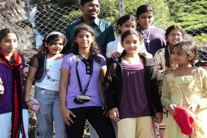 Ramakrishna School-Excursion