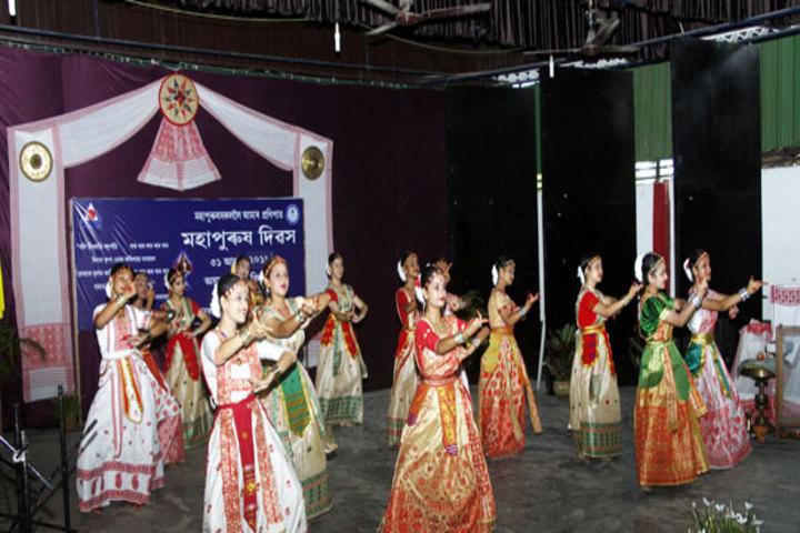 Assam Jatiya Bidyalay-Cultural Fest