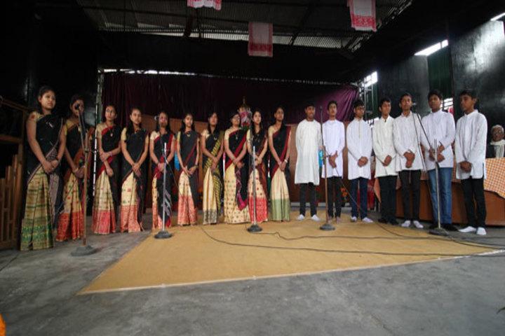Assam Jatiya Bidyalay-Music Activity