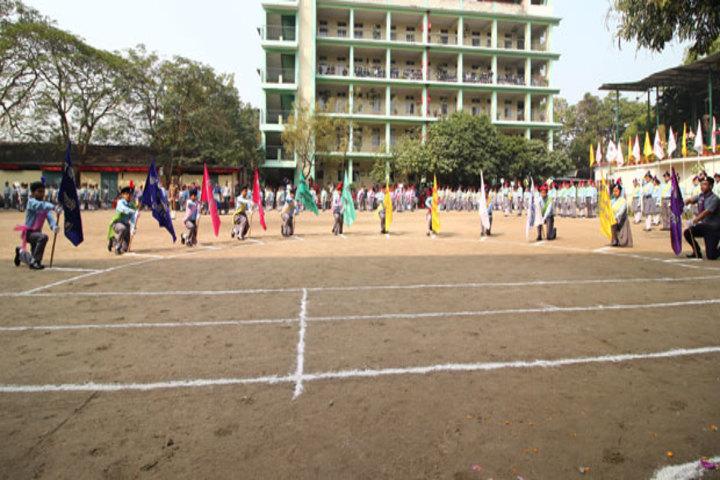 Assam Jatiya Bidyalay-Play Ground