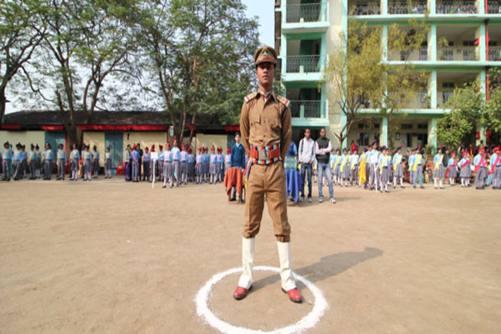 Assam Jatiya Bidyalay-Scoutt And Guide
