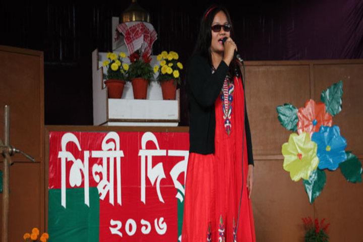 Assam Jatiya Bidyalay-Speech