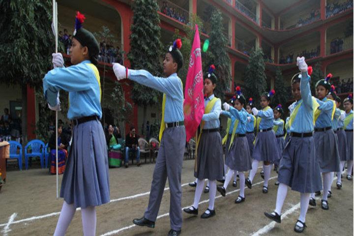 Assam Jatiya Bidyalay-Sports Day