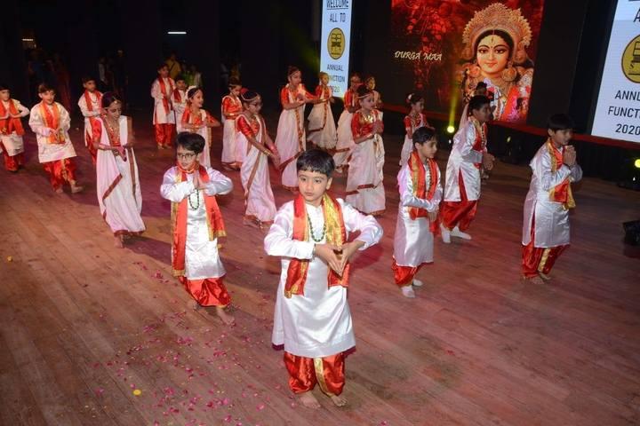 Som Lalit School-Dance