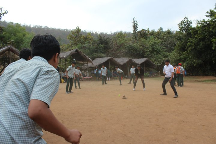 Som Lalit School-Games