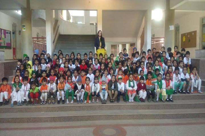 Som Lalit School-Kids