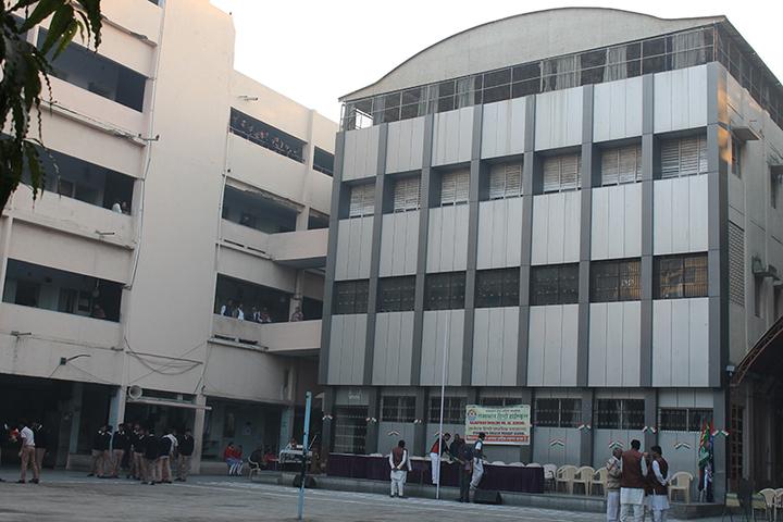 Rajasthan Hindi High School-Campus