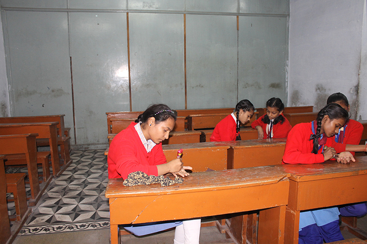 Rajasthan Hindi High School-Class