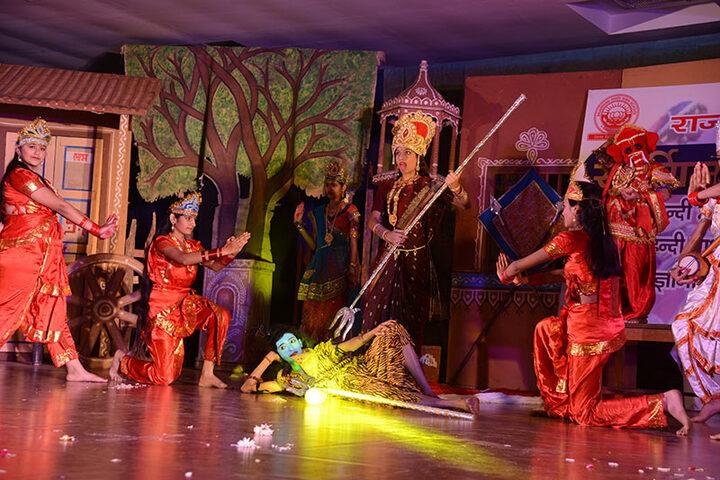 Rajasthan Hindi High School-Festivals