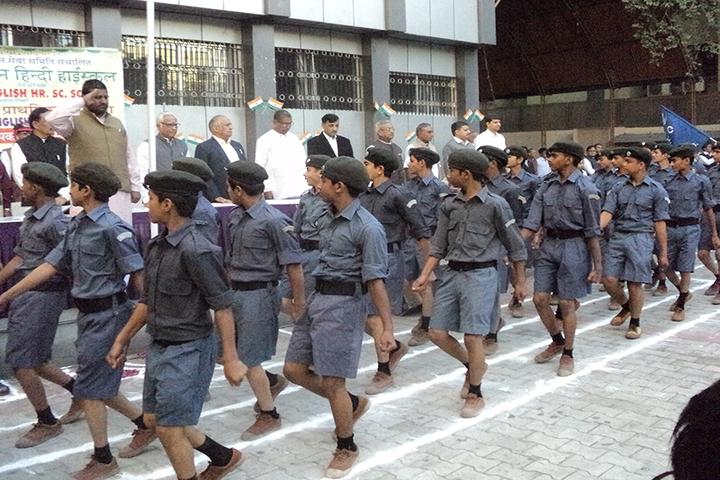 Rajasthan Hindi High School-Scouts