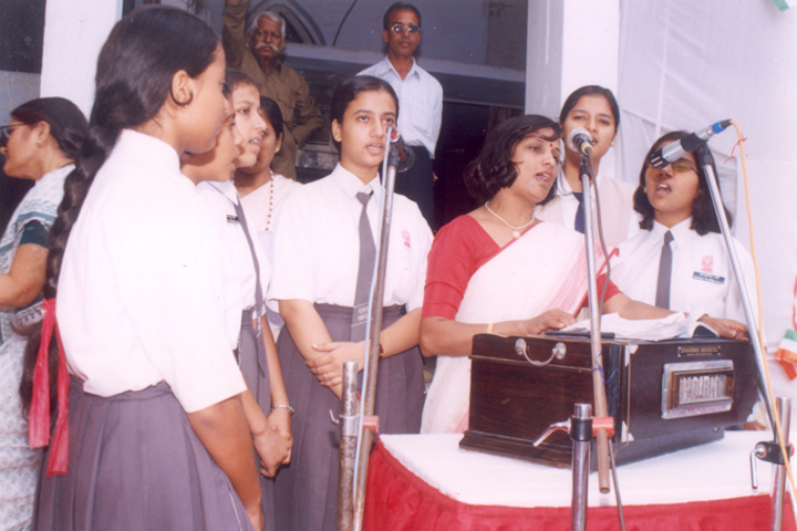 Rajasthan Hindi High School-Singing