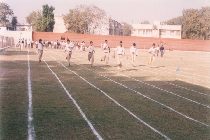 Rajasthan Hindi High School-Sports