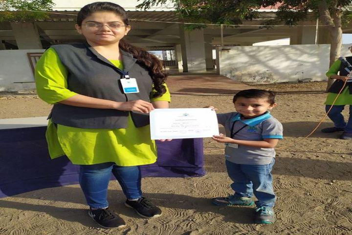 Rajkot Public School-Certification