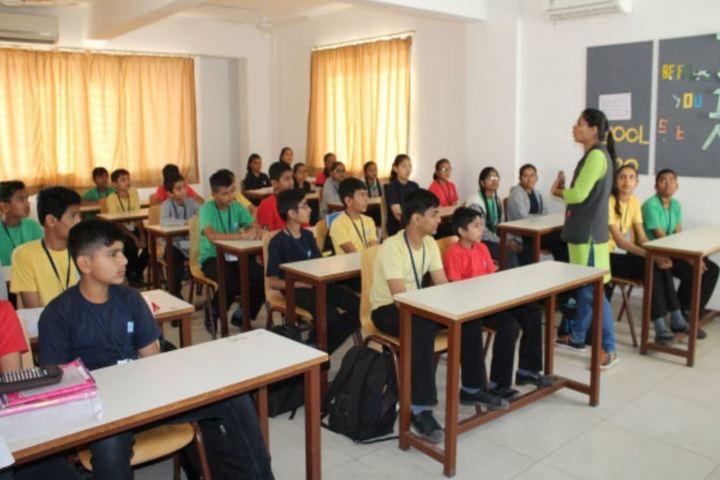 Rajkot Public School-Classroom