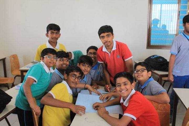 Rajkot Public School-Drawing