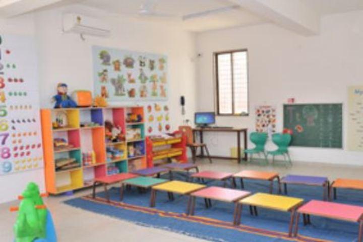 Rajkot Public School-Kindergarten